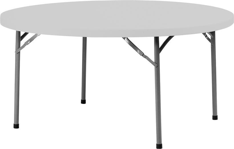 Rundt bord (8 personer)