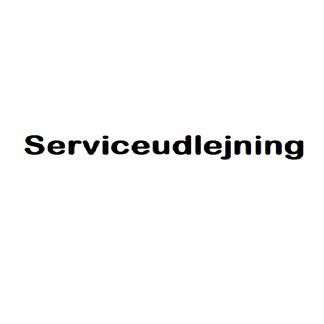Serviceudlejning