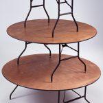 Runde borde i Ø160, Runde borde i Ø120, Runde borde i Ø180